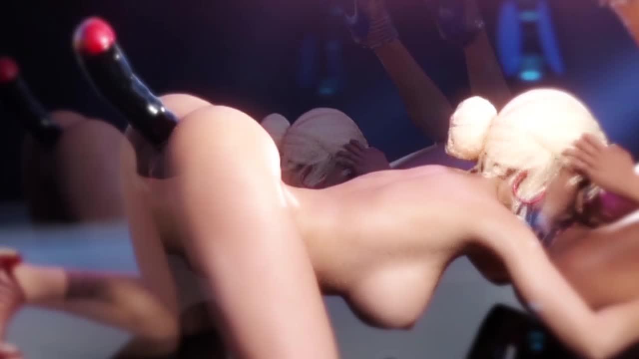 [Monica Rossi] Girls Club 3:Lesbo Show